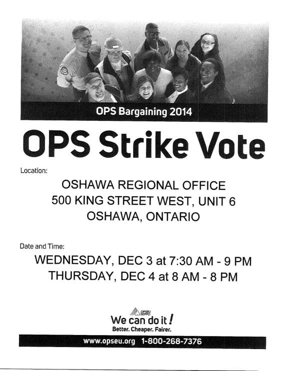 OPS Vote Location Local 302, 333